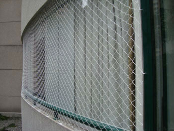 Redes de proteção- Sacadas