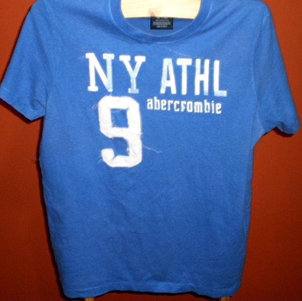 Abercrombie-Camisetas-10-Peças-Atacado-Point-Shop-Loja-varejo-azul - Cópia