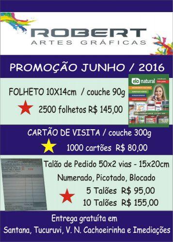 PROMOÇÃO 2016