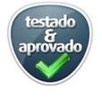 Testado aprovado e garantido