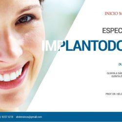 especialização implantodontia