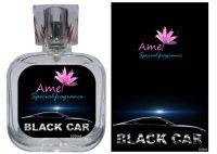 Perfume Black Car 100ml, inspirado no perfume Ferrari Black