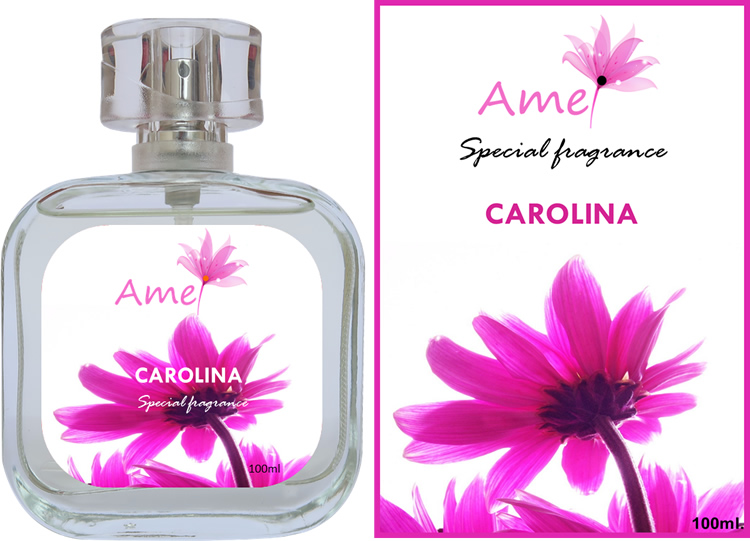 Perfume Carolina 100ml, inspirado no perfume Carolina Herrera