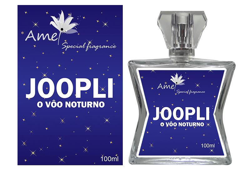 Perfume Joopli 100ml, inspirado no perfume Joop! Night