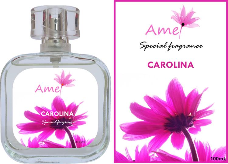 Perfume Carolina 100ml, inspirado no perfume Carolina Herrera