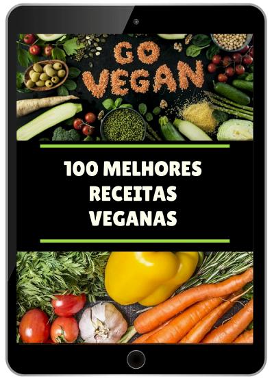 100 Melhores receitas veganas
