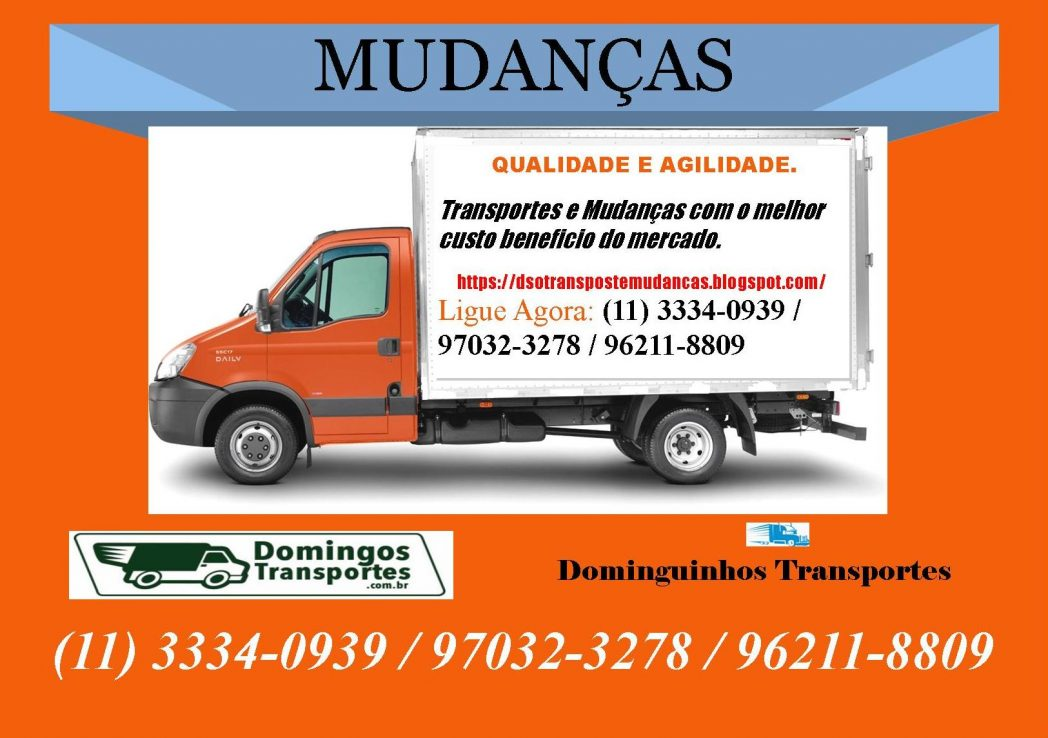 Domingos Transportes Banner