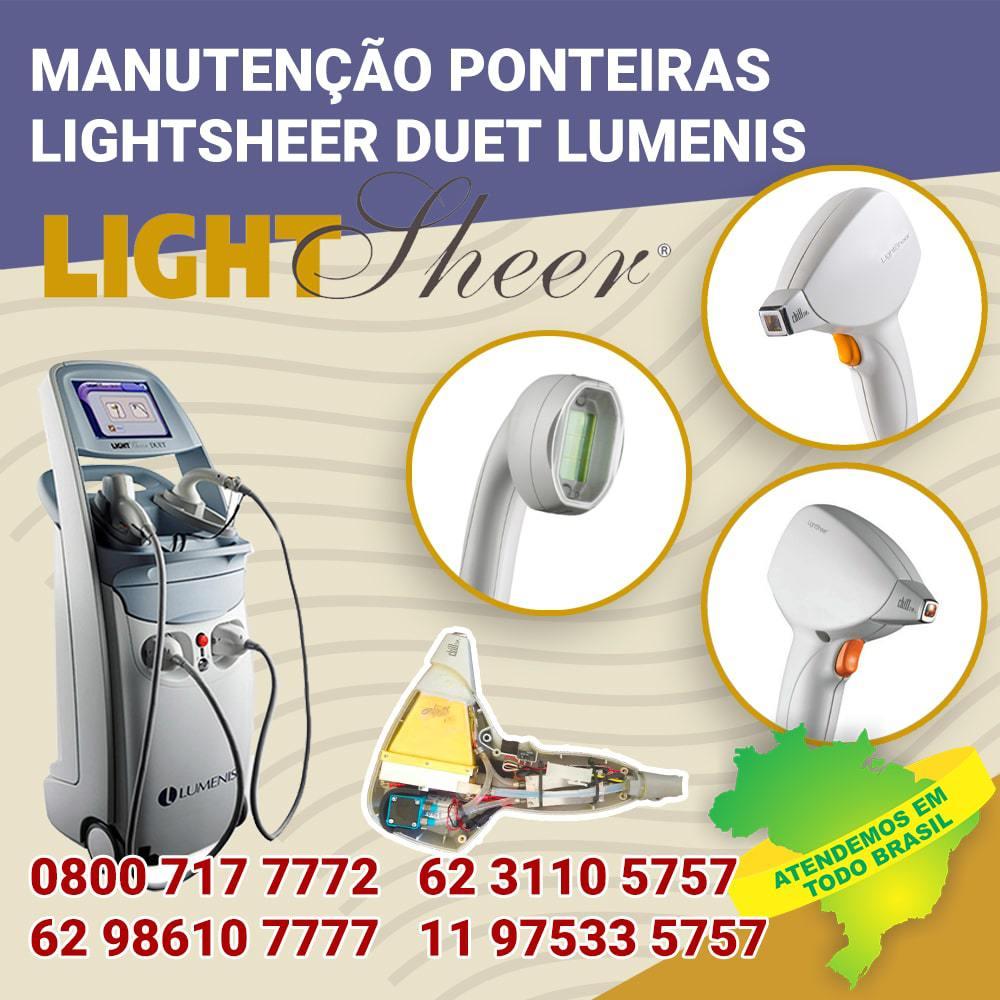 MANUTENCAO-PONTEIRAS-LIGHTSHEER-DUET-LUMENIS-TODO-O-BRASIL