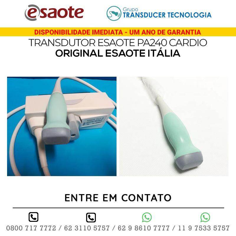 TRANSDUTOR-ESAOTE-PA240-CARDIO