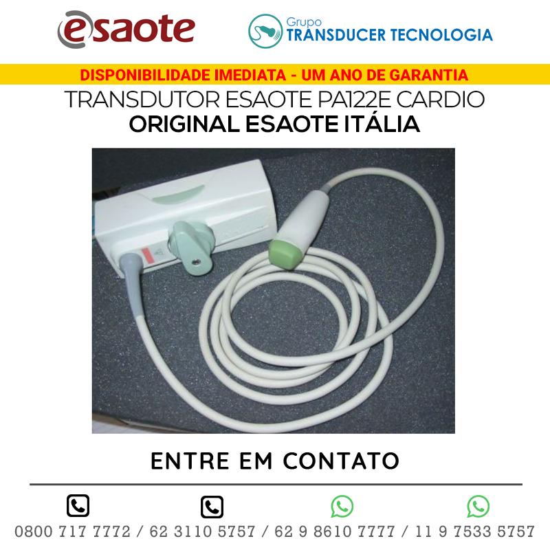 TRANSDUTOR-ESAOTE-PA122E-CARDIO-VENDAS-E-CONSERTOS