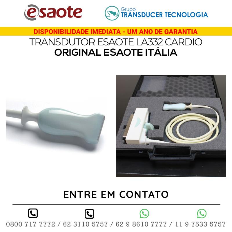 TRANSDUTOR-ESAOTE-LA332-CARDIO-VENDAS-E-CONSERTOS