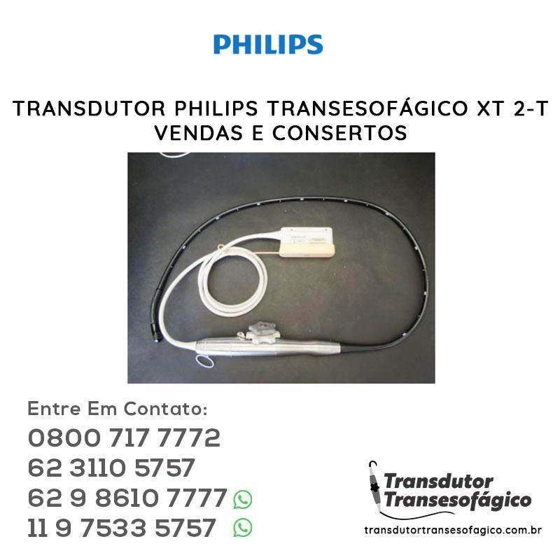 TRANSDUTOR-PHILIPS-TRANSESOFÁGICO-XT-2-T-VENDAS-E-CONSERTOS