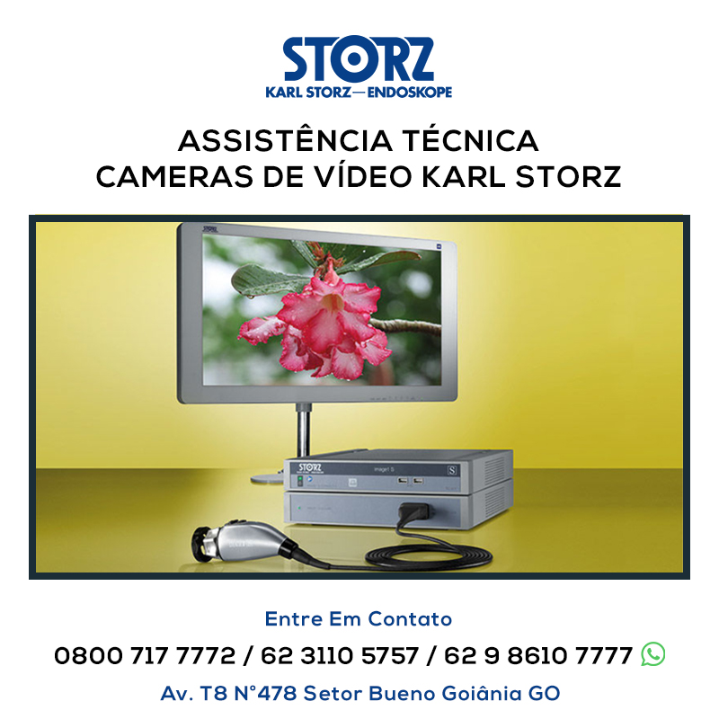 ASSISTÊNCIA-TÉCNICA-CAMERAS-DE-VÍDEO-KARL-STORZ