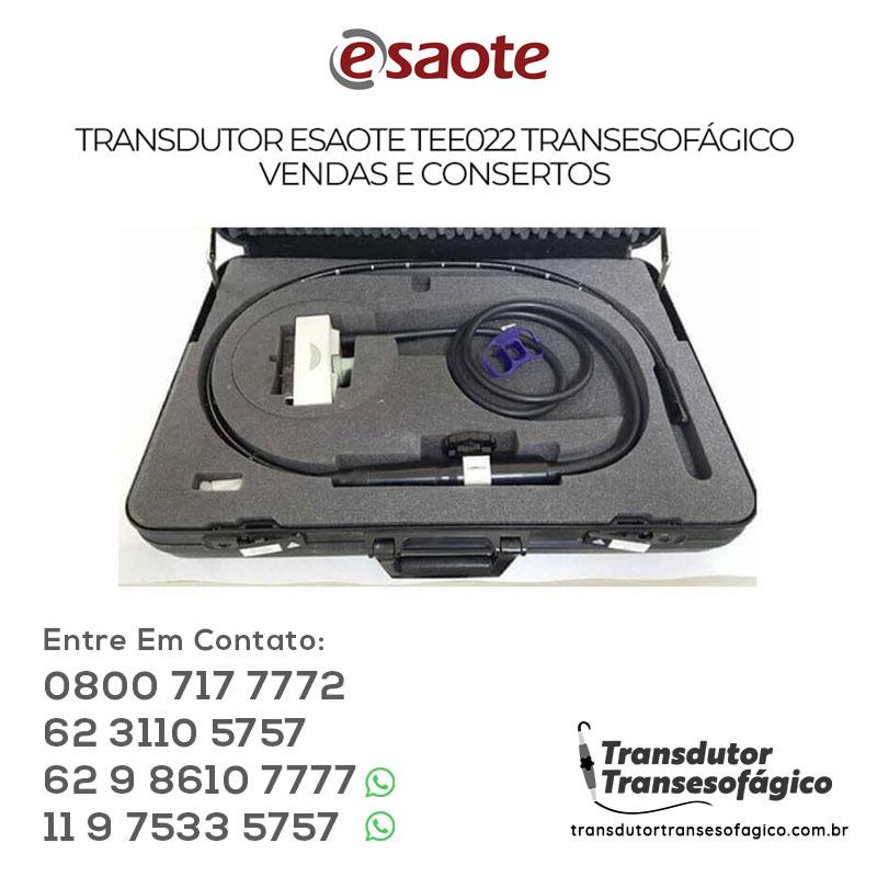 TRANSDUTOR-ESAOTE-TEE022-TRANSESOFÁGICO-VENDAS-E-CONSERTOS