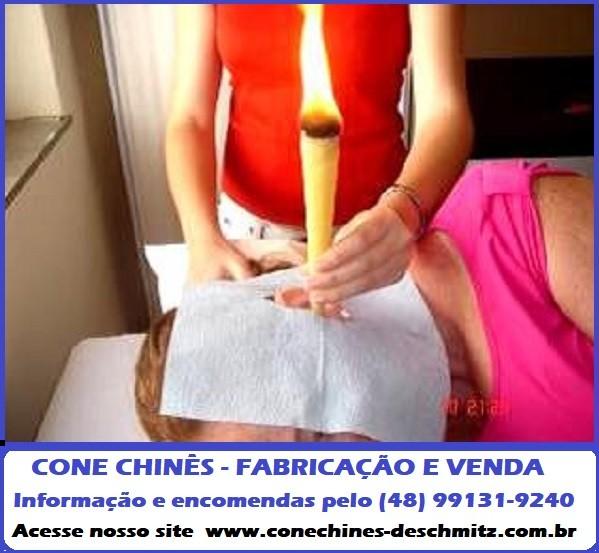 Cone Chinês - Fabricação, Venda e encomendas para todo o Brasil - Dé Schmitz - São José SC