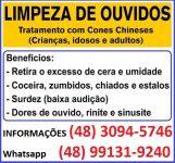 CONE CHINES - BENEFICIOS. -  TELEFONE