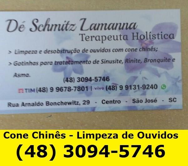Cone Chines Cone Hindu Vela Hopi Vela Indiana Canudo de Cera para Limpar Ouvidos - Dé Schmitz Terapêuta - São José SC - A~1