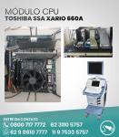 4 MODULO-CPU-ULTRASSOM-TOSHIBA-SSA-XARIO-660A