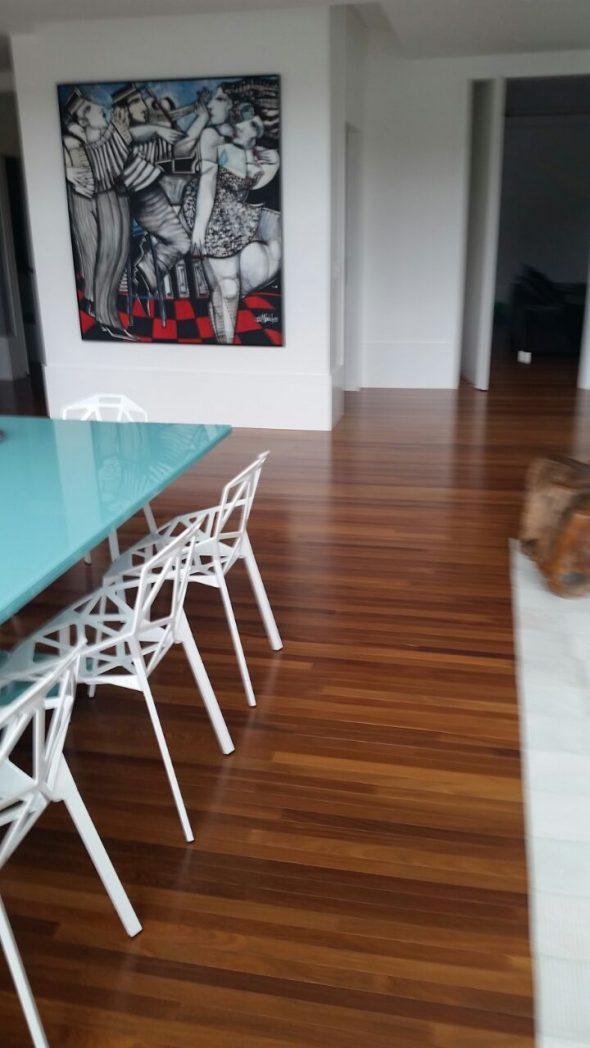 piso de madeira em curitiba