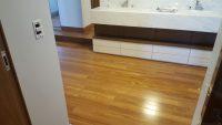 piso de madeira em brusque
