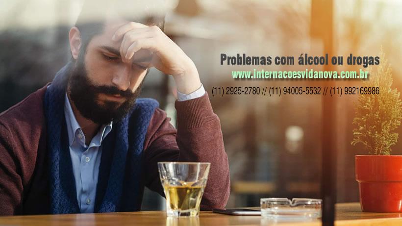 Clínicas de desintoxicação alcoólica-post