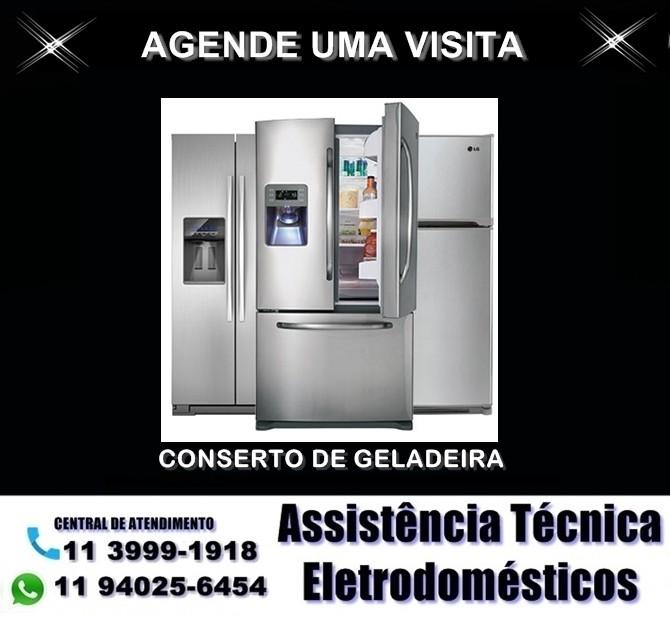 tecnico geladeiras