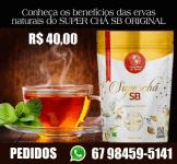 03 Chá Seca Barriga