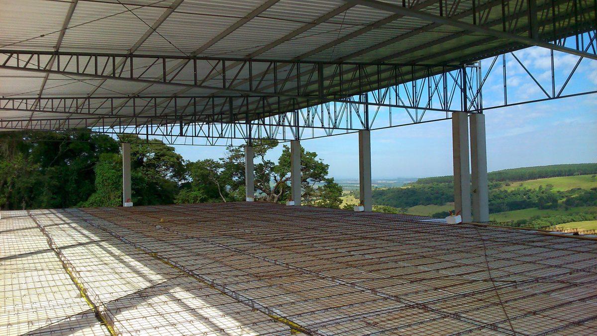 Galpão Pré-Moldado  Araçoiaba -2