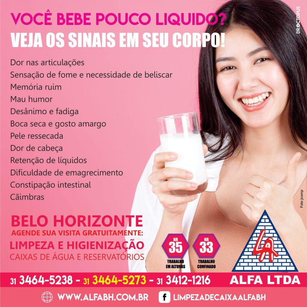alfa-BH-agua
