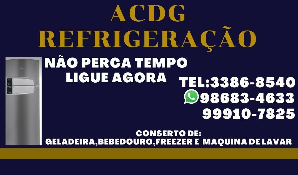 (cópia de segurança) Acdg Refrigeração