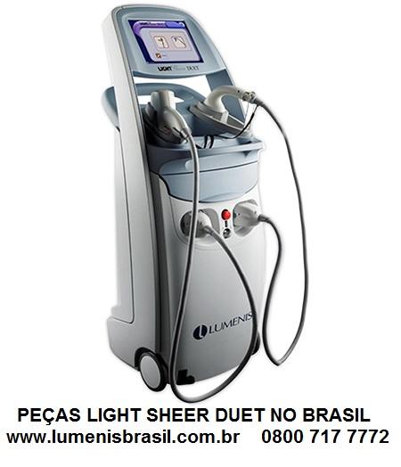 3-PEÇAS LIGHT SHEER DUET NO BRASIL