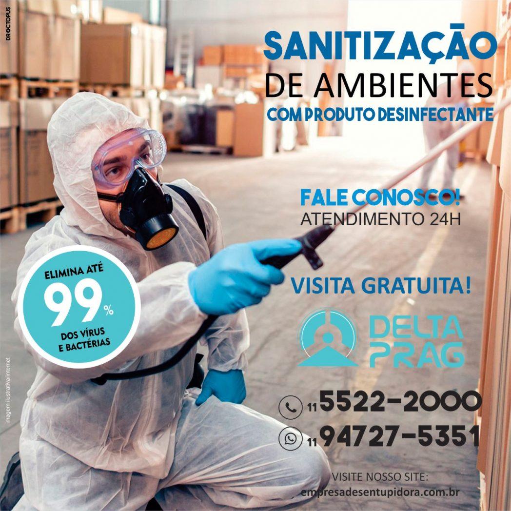 sanitização