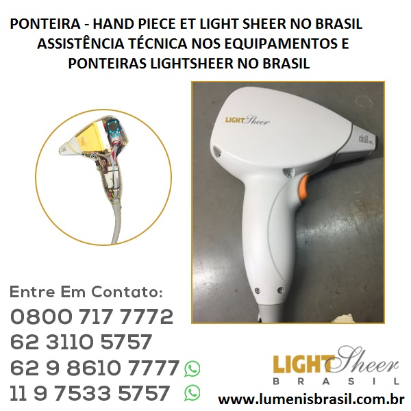 1-HAND PIECE-PONTEIRA-LIGHT-SHEER-BRASIL