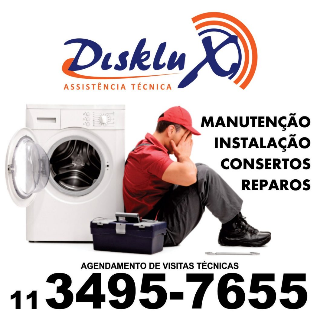 disklux-maquinadelavarroupas
