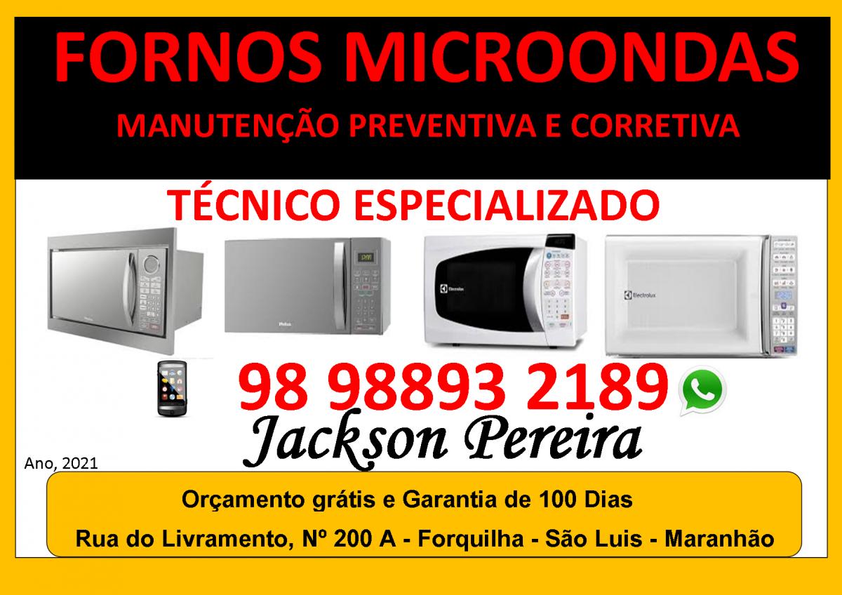 Fornos eletricos e microondas - 2021-05-01
