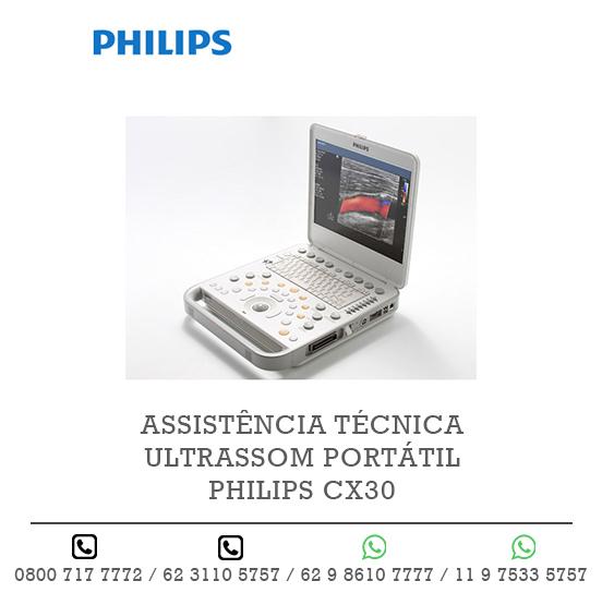1-ASSISTENCIA-TECNICA-ULTRASSOM-PORTATIL-PHILIPS-CX30-