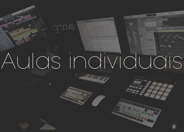 01 BeatMaker Curso de DJ e Producão Musical RJ Rio de Janeiro Leblon Ipanema Barra da Tijuca Recreio Urca Botafogo Ableton Logic Pro  FL studio
