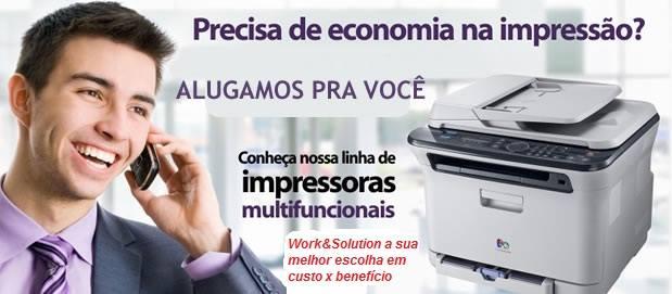 economia na impressão