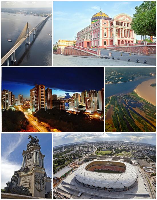 Collage_Manaus