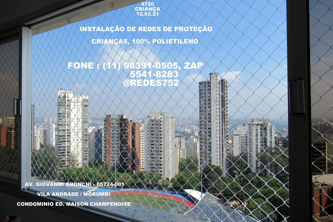 Av. Giovanni Gronchi, 4.720, Morumbi, Vila Andrade, Cond. Ed. Maison Champenoise, 05724-001. (13)