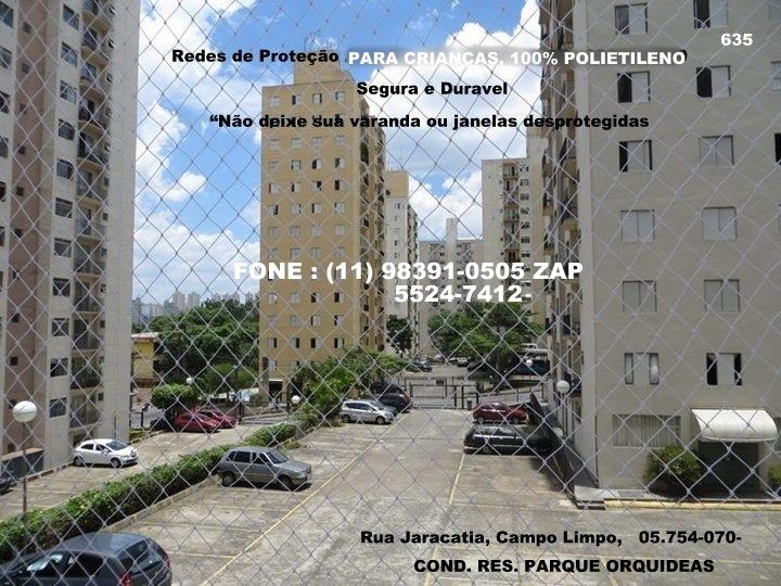 Rua Jaracatia,  635,  Campo Limpo, Jd. Umarizal, Cond. Res. Parque Orquideas,  05.754-070, (1)