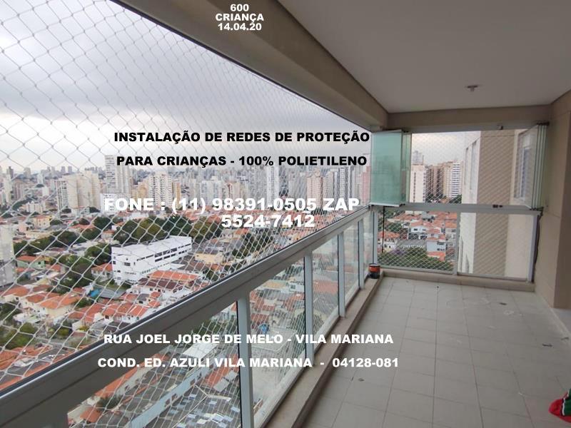 Rua Joel Jorge de Melo, 600, Vila Mariana, Cond. Ed. Azuli Vila Mariana , 04128-081  (1)